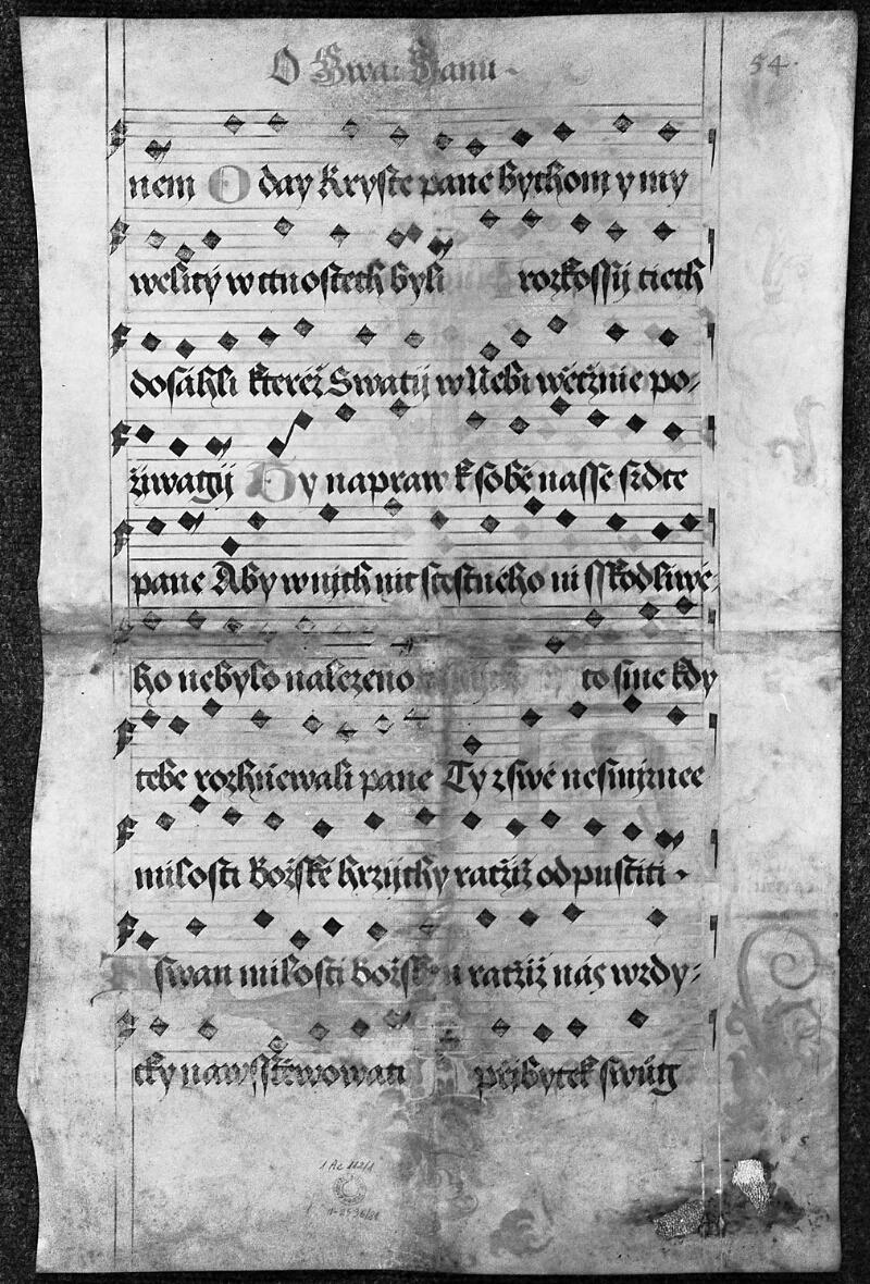 Prague, Musée nat., Bibl., 1. A. e. 112, 1 - vue 5