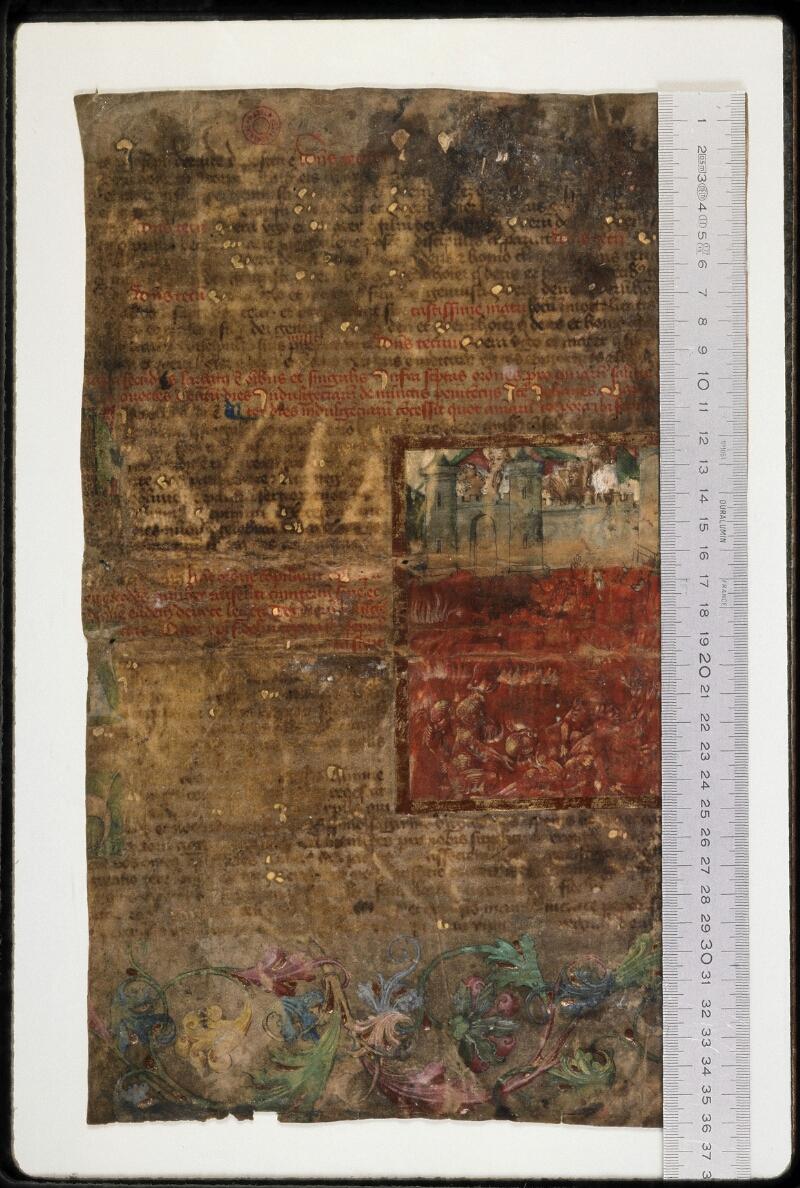Prague, Musée nat., Bibl., 1. D. a. 001, 18 - vue 1