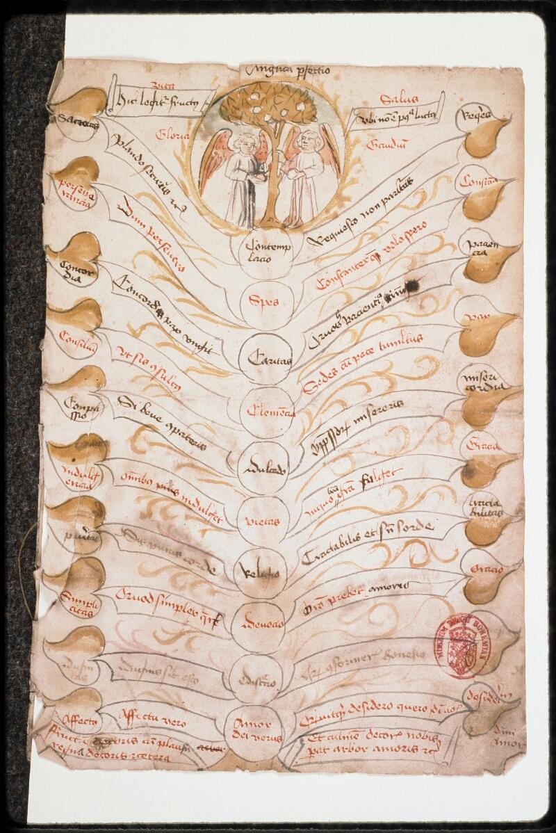 Prague, Musée nat., Bibl., 1. D. a. 001, 30, f. 001 - vue 2