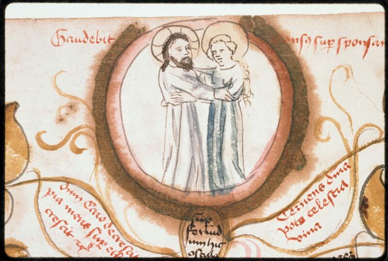 Prague, Musée nat., Bibl., 1. D. a. 001, 30, f. 003v - vue 2