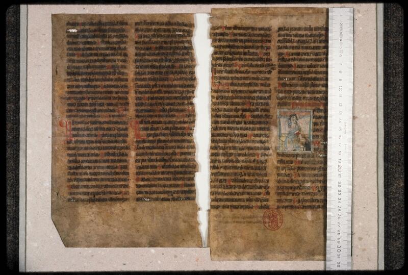 Prague, Musée nat., Bibl., 1. D. c. 001, 4 - vue 1