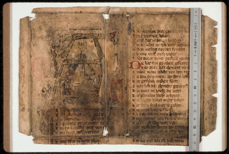 Prague, Musée nat., Bibl., 1. E. a. 0035 - vue 1