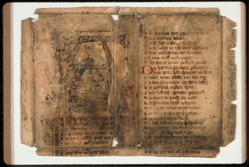 Prague, Musée nat., Bibl., 1. E. a. 0035 - vue 2