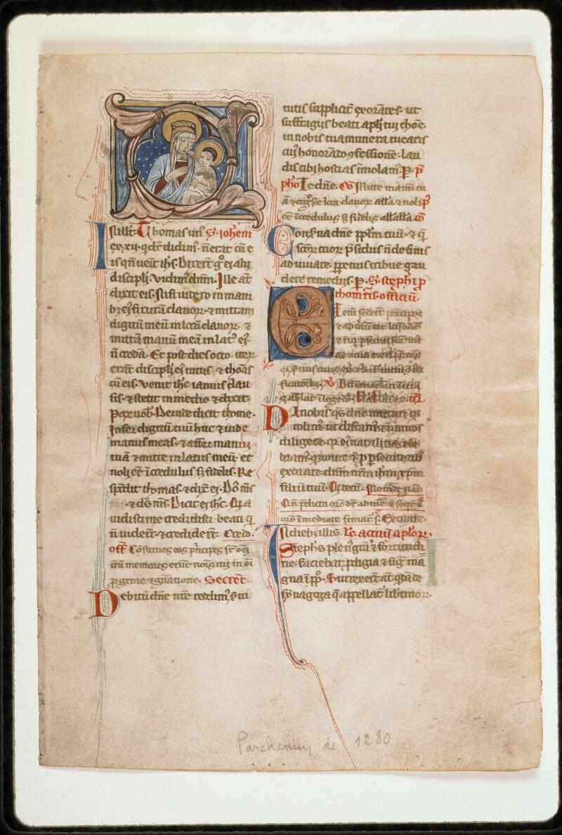Prague, Musée nat., Bibl., 1. E. c. 0020, f. 009 - vue 2