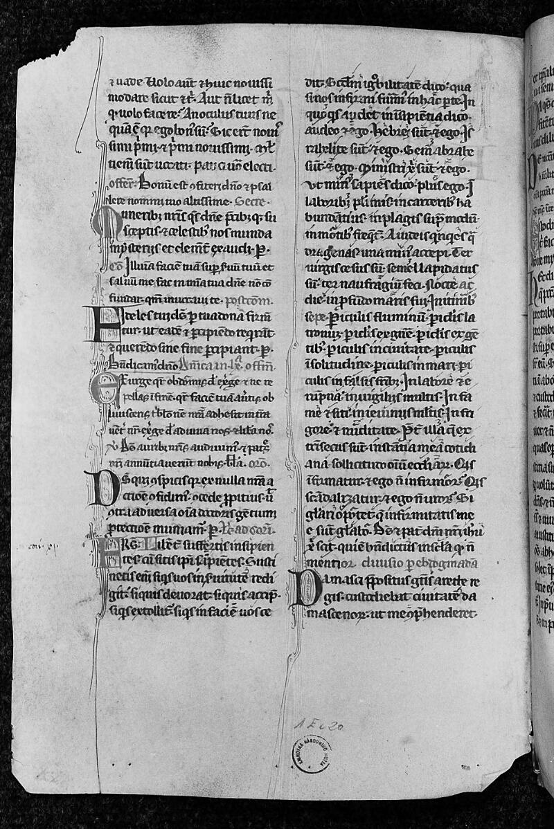 Prague, Musée nat., Bibl., 1. E. c. 0020 - vue 05