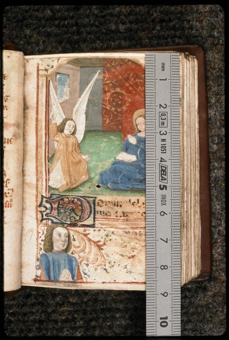 Prague, Musée nat., Bibl., Dusek 27, f. 014 - vue 1
