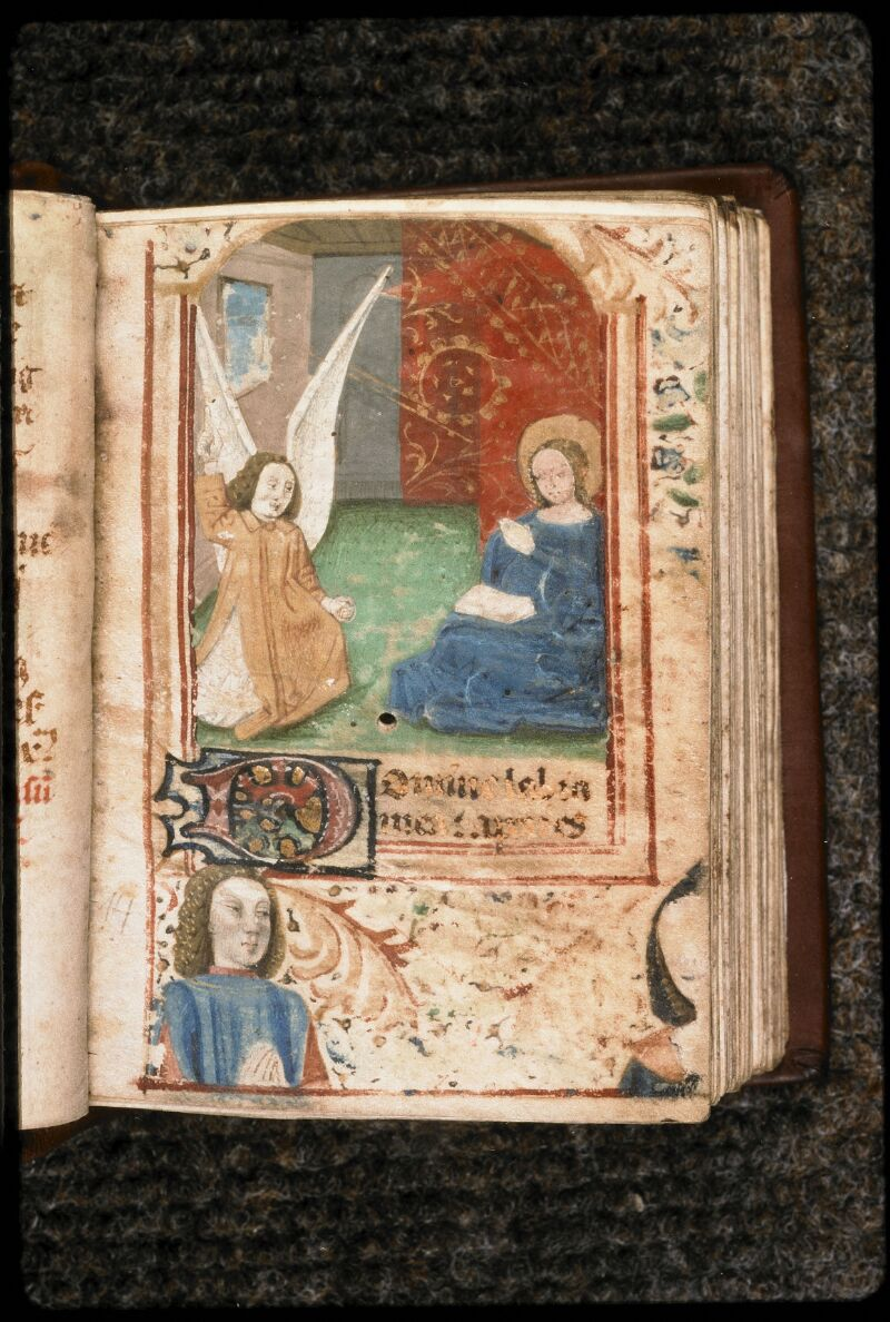 Prague, Musée nat., Bibl., Dusek 27, f. 014 - vue 2