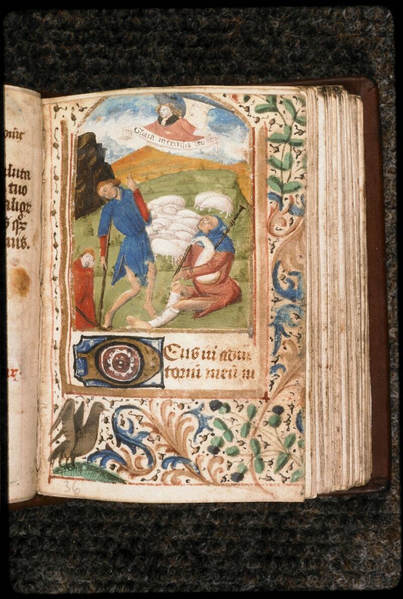 Prague, Musée nat., Bibl., Dusek 27, f. 037