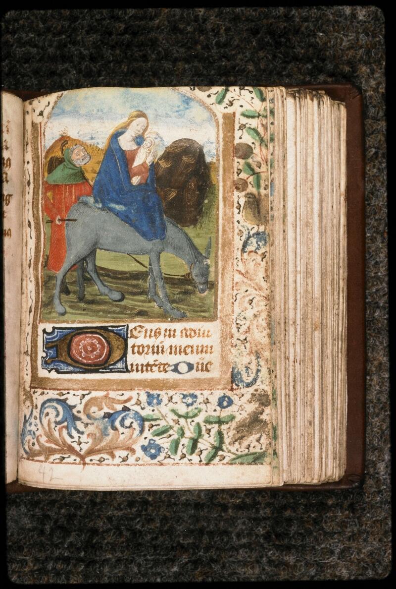 Prague, Musée nat., Bibl., Dusek 27, f. 043