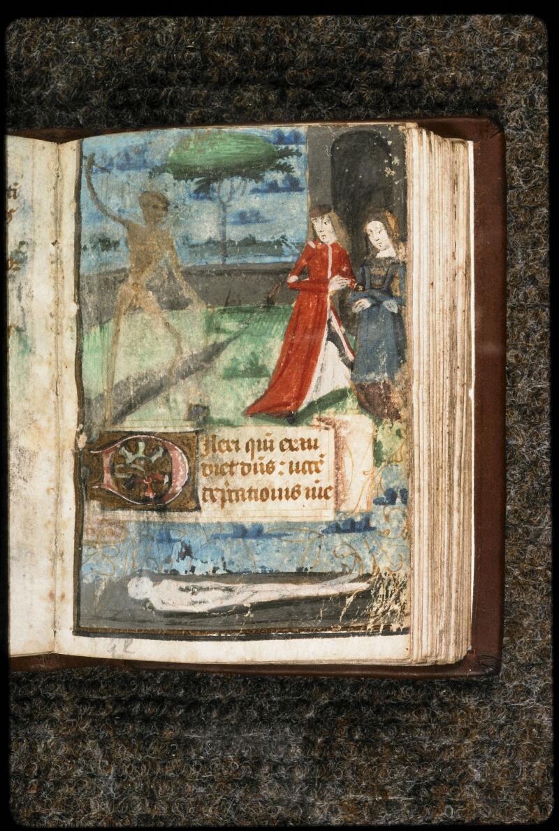 Prague, Musée nat., Bibl., Dusek 27, f. 092