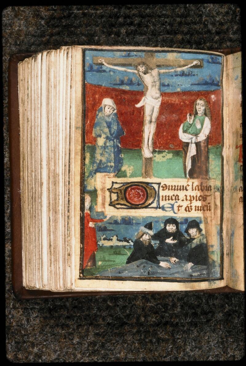 Prague, Musée nat., Bibl., Dusek 27, f. 116v