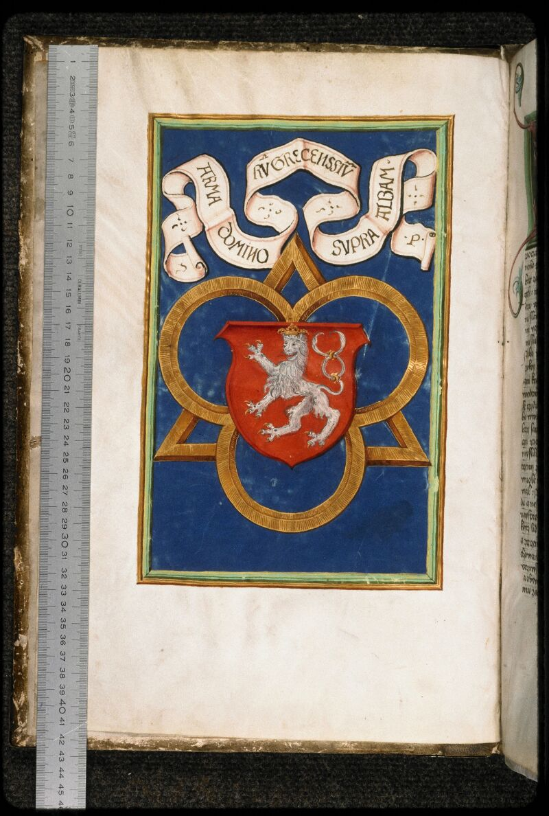 Prague, Musée nat., Bibl., I. A. 14, f. 000Av - vue 1