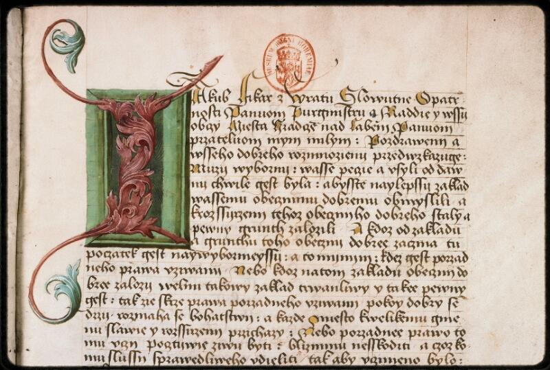 Prague, Musée nat., Bibl., I. A. 14, f. 001