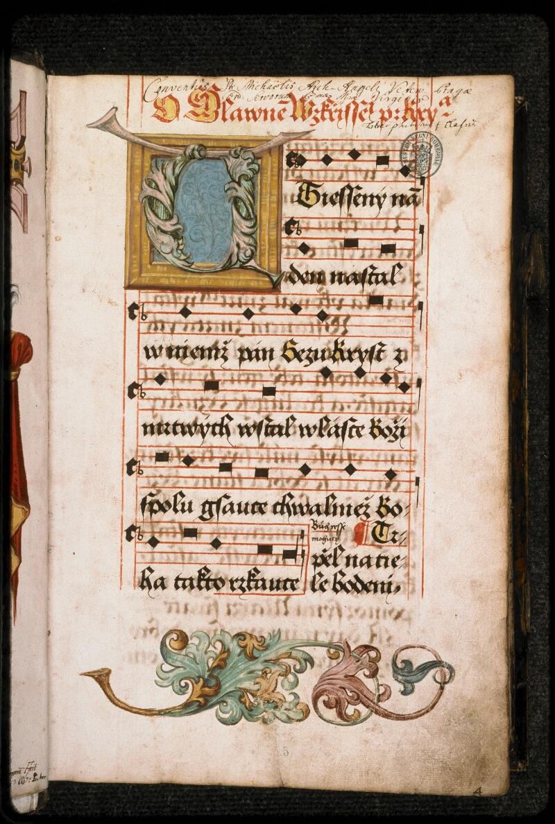 Prague, Musée nat., Bibl., I. A. 15, f. 005