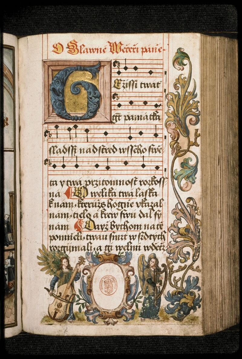 Prague, Musée nat., Bibl., I. A. 15, f. 219