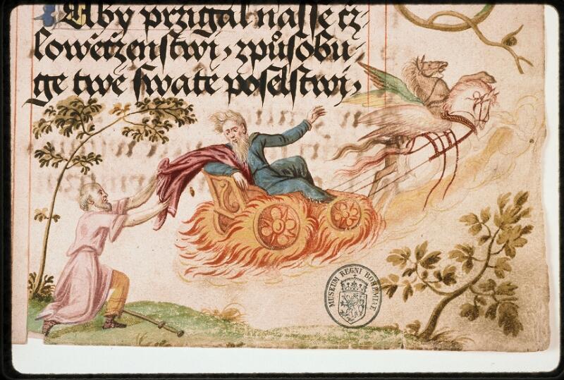 Prague, Musée nat., Bibl., I. A. 16, f. 079 - vue 4