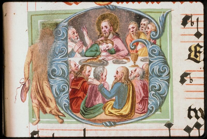 Prague, Musée nat., Bibl., I. A. 16, f. 167 - vue 2