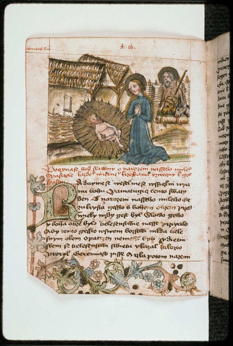 Prague, Musée nat., Bibl., II. F. 09, f. 056v