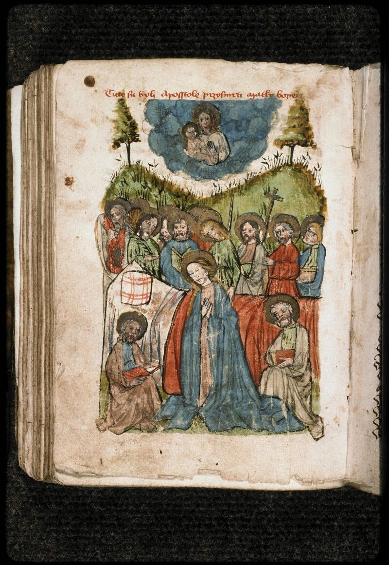 Prague, Musée nat., Bibl., II. F. 09, f. 136v