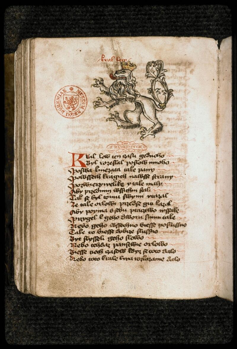 Prague, Musée nat., Bibl., II. F. 09, f. 156v