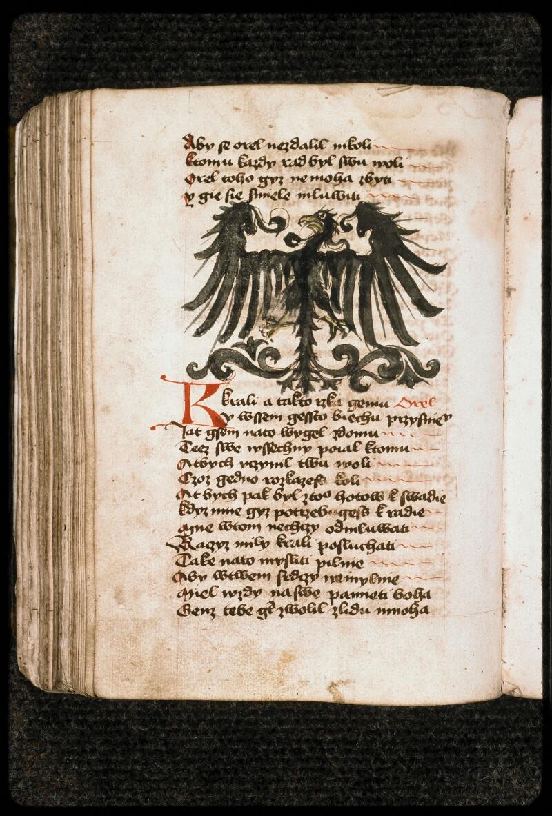 Prague, Musée nat., Bibl., II. F. 09, f. 158v