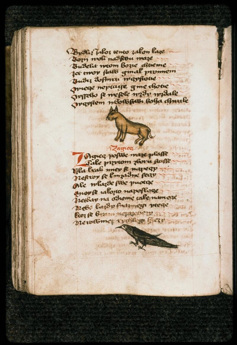 Prague, Musée nat., Bibl., II. F. 09, f. 179v