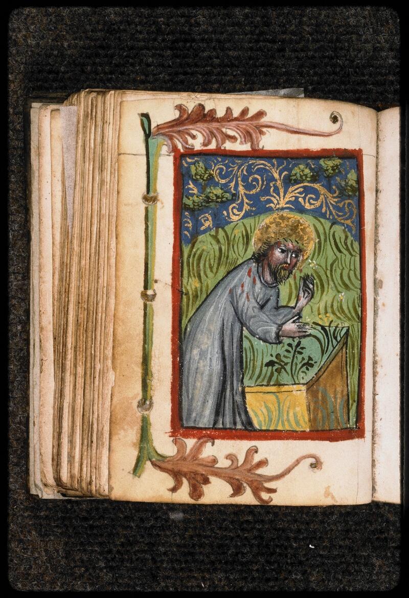 Prague, Musée nat., Bibl., II. H. 21, f. 108v