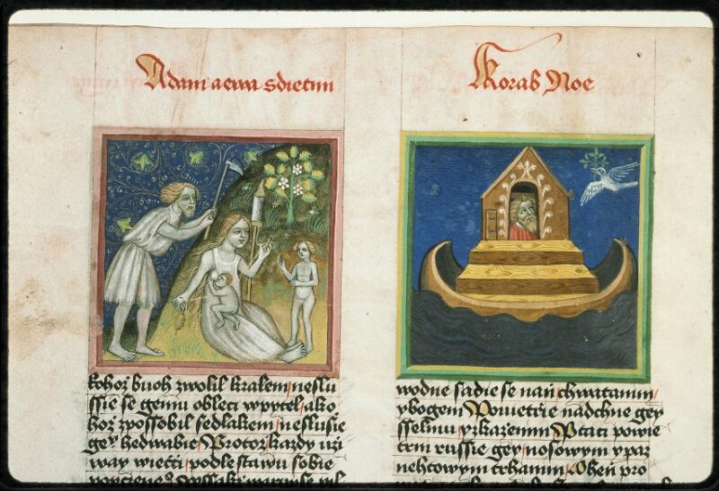 Prague, Musée nat., Bibl., III. B. 10, f. 003v
