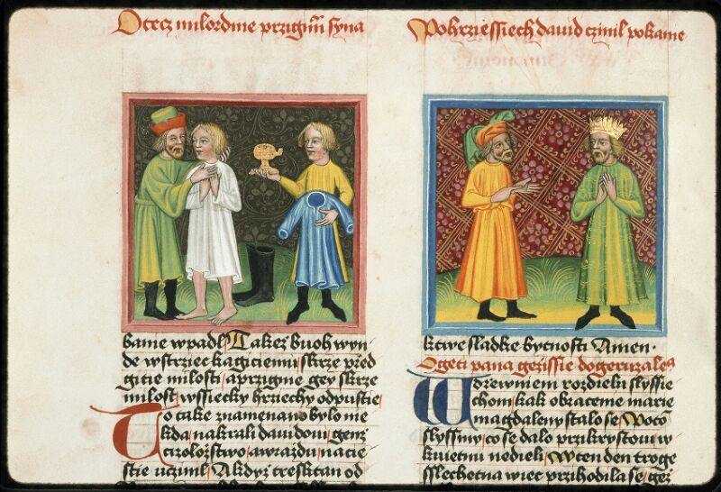Prague, Musée nat., Bibl., III. B. 10, f. 017v