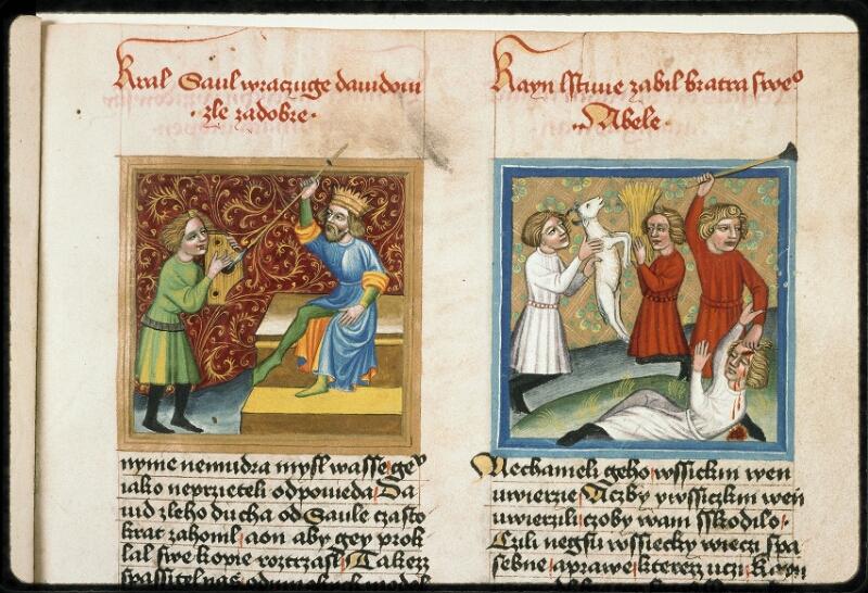 Prague, Musée nat., Bibl., III. B. 10, f. 022