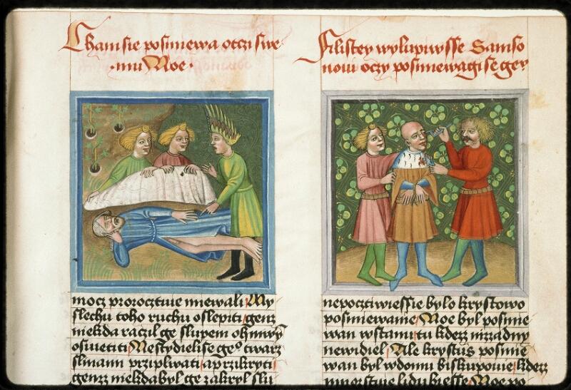 Prague, Musée nat., Bibl., III. B. 10, f. 023