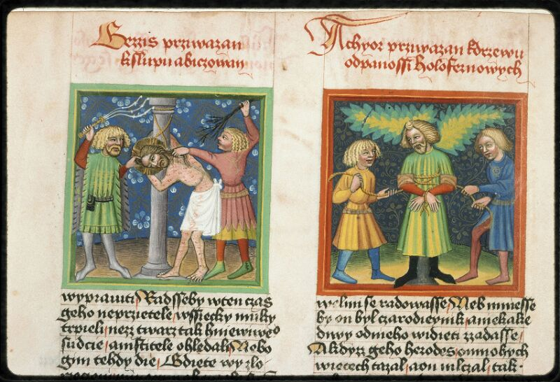 Prague, Musée nat., Bibl., III. B. 10, f. 023v