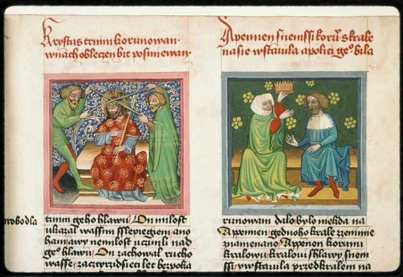 Prague, Musée nat., Bibl., III. B. 10, f. 025