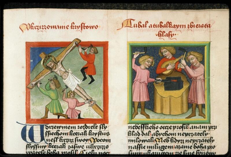 Prague, Musée nat., Bibl., III. B. 10, f. 027