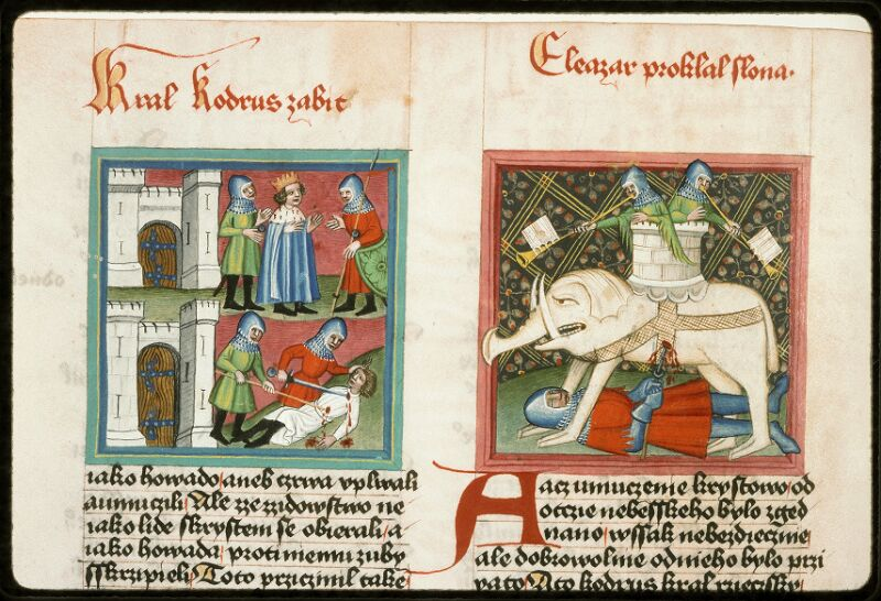 Prague, Musée nat., Bibl., III. B. 10, f. 028v