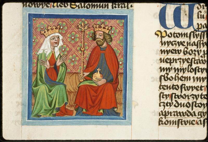 Prague, Musée nat., Bibl., III. B. 10, f. 041v - vue 2