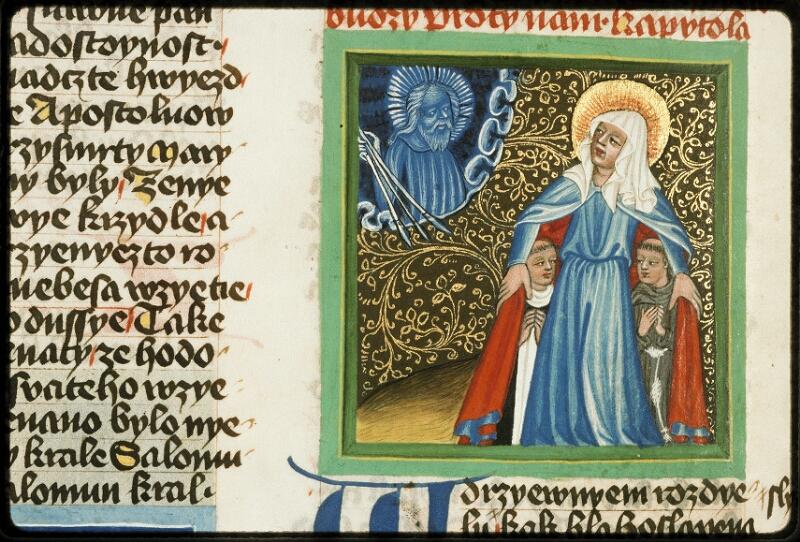 Prague, Musée nat., Bibl., III. B. 10, f. 041v - vue 3