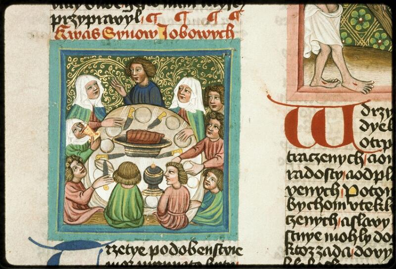 Prague, Musée nat., Bibl., III. B. 10, f. 049v - vue 3
