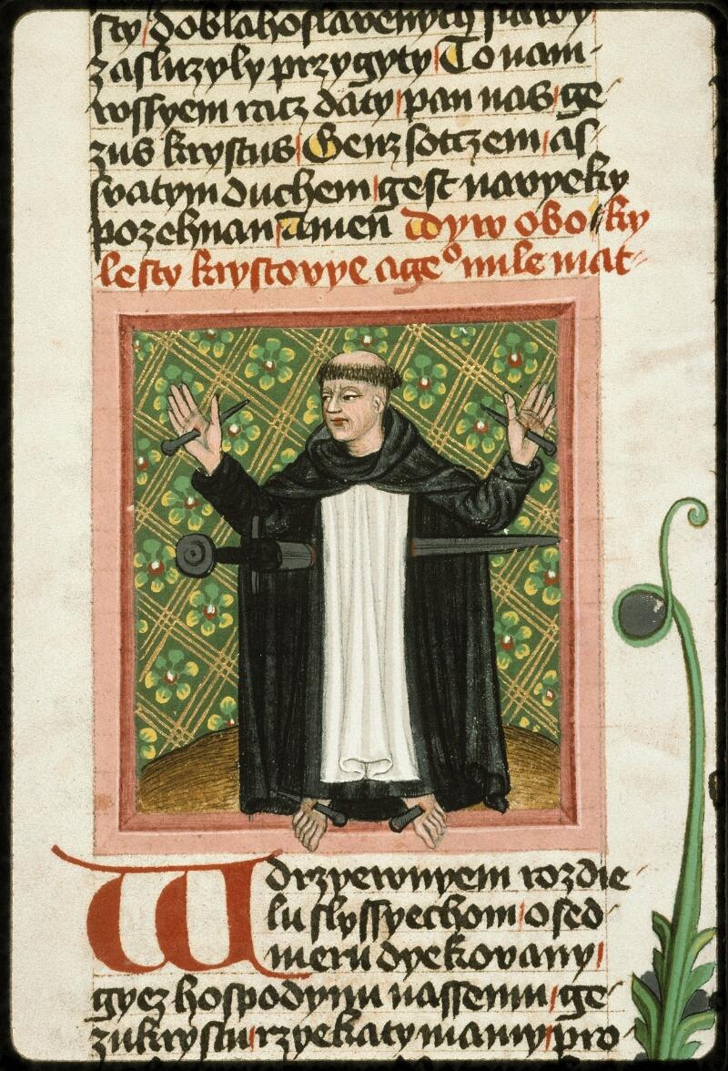 Prague, Musée nat., Bibl., III. B. 10, f. 051v