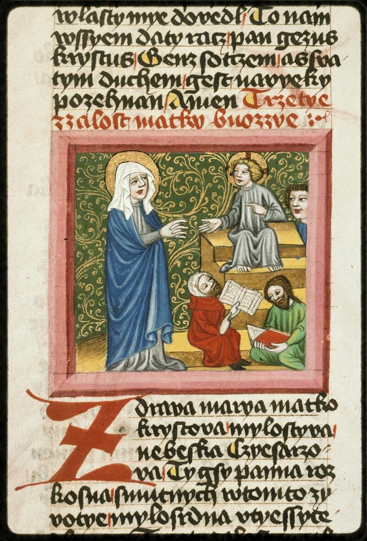 Prague, Musée nat., Bibl., III. B. 10, f. 052v
