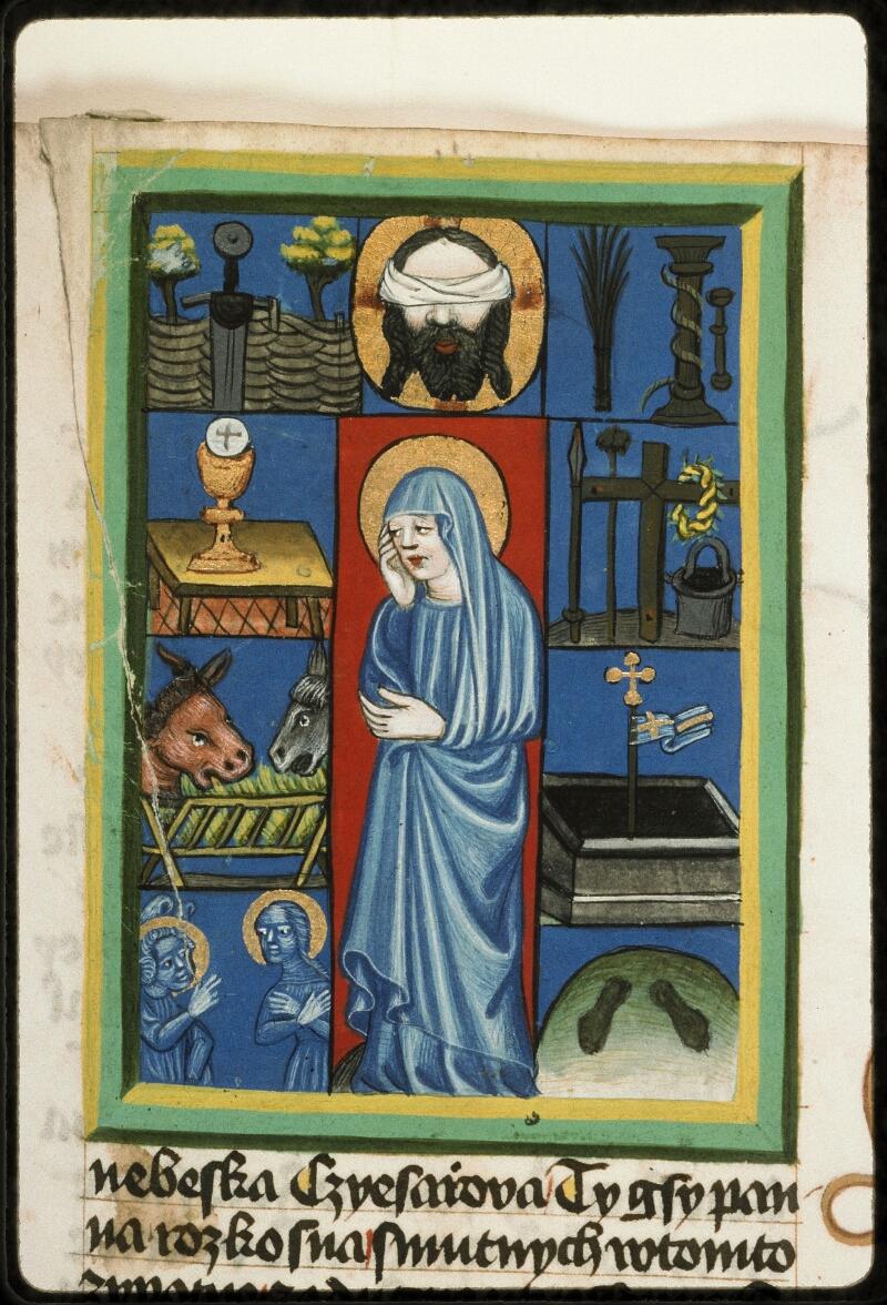 Prague, Musée nat., Bibl., III. B. 10, f. 053 - vue 2