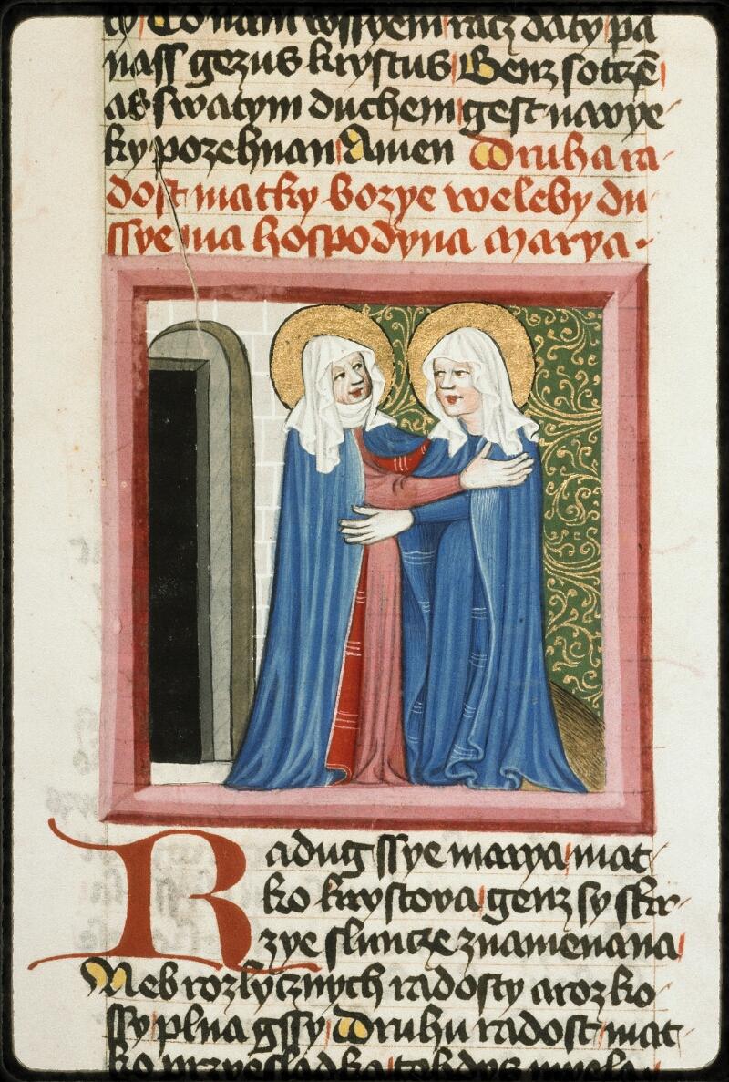 Prague, Musée nat., Bibl., III. B. 10, f. 054 - vue 1
