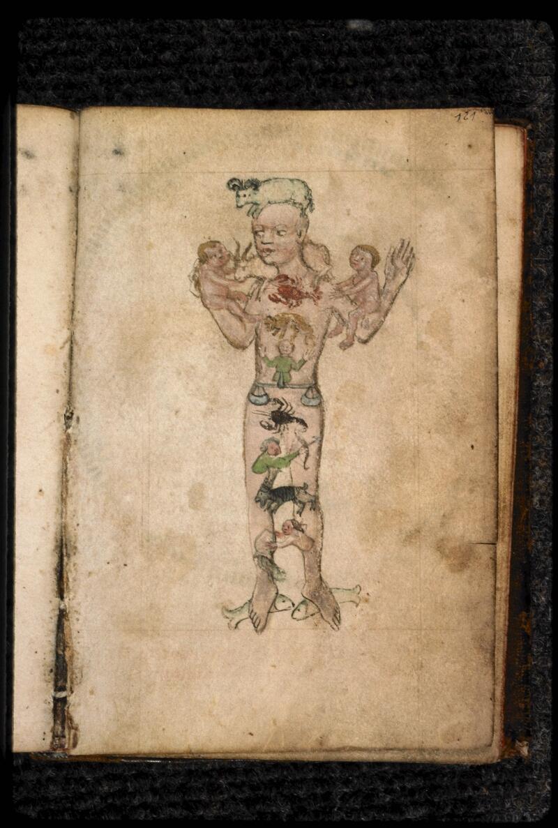 Prague, Musée nat., Bibl., III. H. 36, f. 121