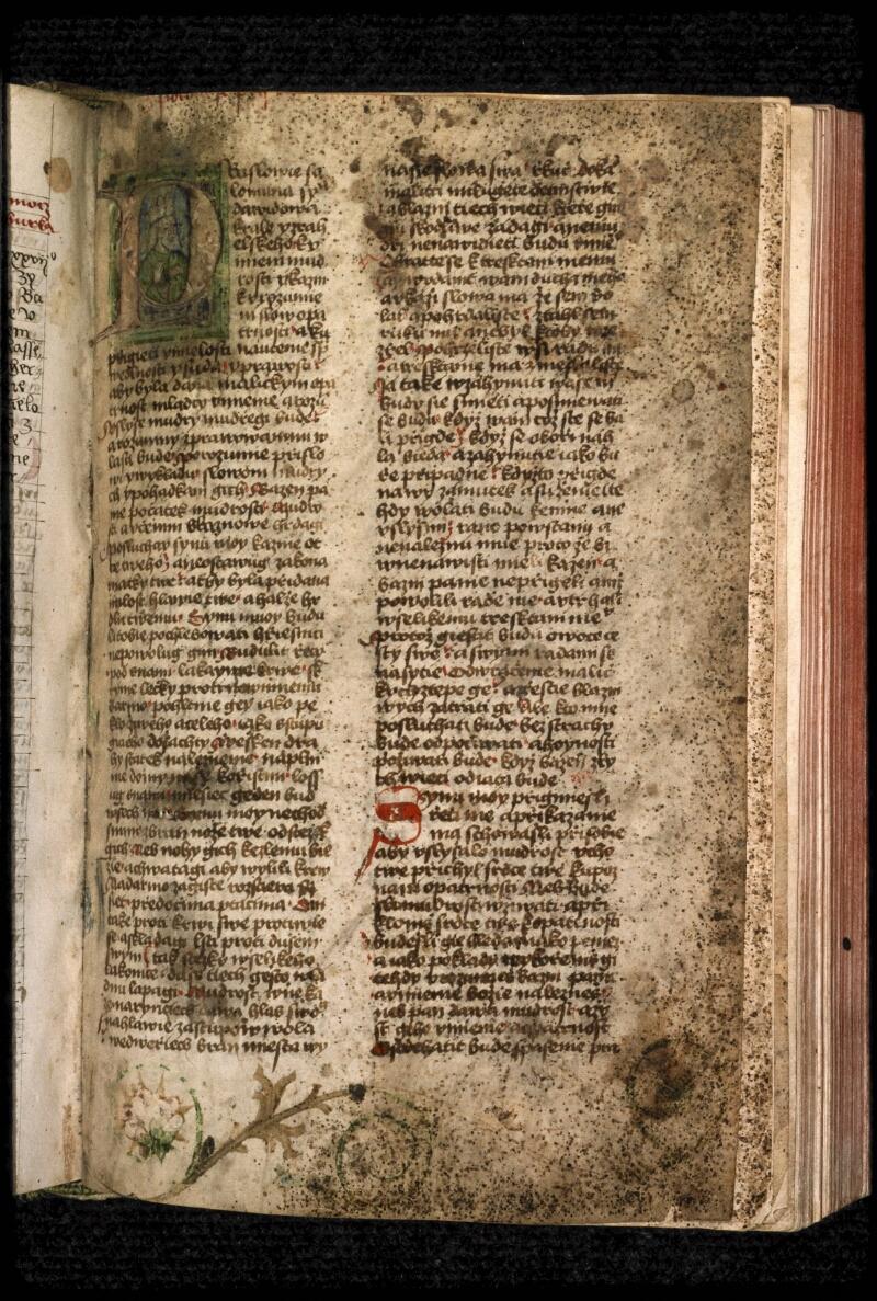 Prague, Musée nat., Bibl., IV. B. 12, f. 366 - vue 1