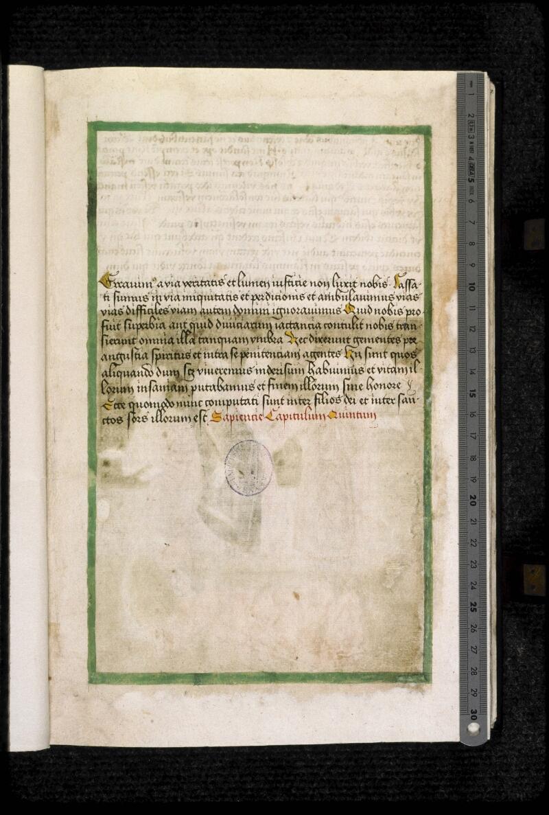 Prague, Musée nat., Bibl., IV. B. 24, f. 002 - vue 1