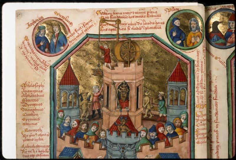 Prague, Musée nat., Bibl., IV. B. 24, f. 010v - vue 2
