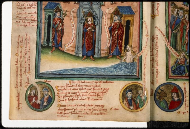 Prague, Musée nat., Bibl., IV. B. 24, f. 010v - vue 3