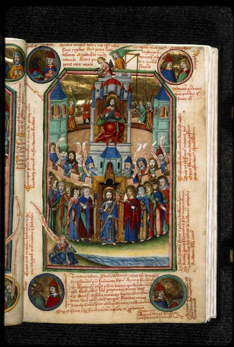 Prague, Musée nat., Bibl., IV. B. 24, f. 011 - vue 1