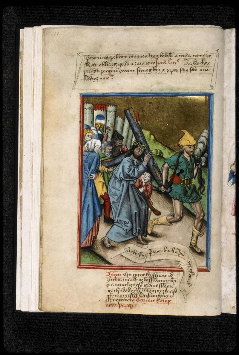 Prague, Musée nat., Bibl., IV. B. 24, f. 012v