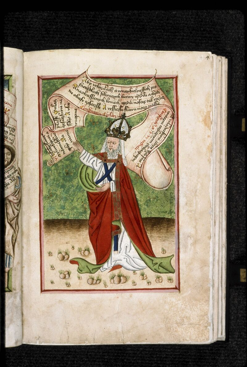 Prague, Musée nat., Bibl., IV. B. 24, f. 014